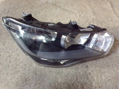 23614 L9 2010 2015 AUDI A1 OSF FRONT DRIVERS SIDE HEADLIGHT 8X0941004A