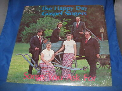 THE HAPPY DAY GOSPEL SINGERS/SONGS YOU ASK FOR[INV-31]