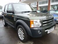 LAND ROVER DISCOVERY 2.7 3 TDV6 XS 5d AUTO 188 BHP (green) 2008