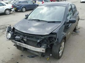 2009 RENAULT CLIO PRIVILEGE WITH HALF LEATHER TRIM BREAKING