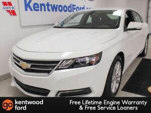 2018 Chevrolet Impala LT FWD power leather seats, back up cam, p