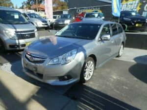 2009 Subaru Liberty 5GEN 2.5i Wagon 5dr Lineartronic 6sp AWD Silver Automatic Wagon Croydon Burwood Area Preview