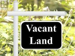 PRIVATE LOT TO BUILD YOUR DREAM HOME!