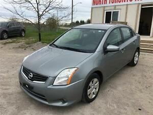 2010 NISSAN SENTRA - 4 CYLINDER - AUTOMATIC - POWER OPTIONS