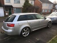 2009 SEAT EXEO SPORT ST ESTATE 170 BHP FULL SERVICE HISTORY (RE BADGED AUDI A4 AVANT