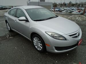 2011 Mazda Mazda6 **LOADED!! CRUISE, A/C,& MORE!!** GS