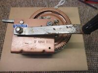 DUTTON LAINSON WINCH MODEL DL1400 AND GALVANISED CABLE