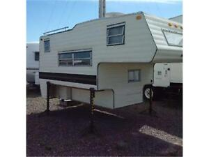 1999 HAWK 10' Truck Camper price to sell
