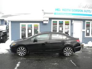 2013 Honda Civic Sdn Touring