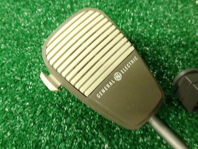 Ge Ericsson Vhf Uhf Mastr Ii Repeater Radio Palm Mic Made In Usa Chicage Ill