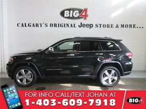 2016 Jeep Grand Cherokee Limited, SUNROOF, LEATHER, NAV