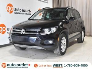 2017 Volkswagen Tiguan Wolfsburg Edition AWD, Leather Heated Sea