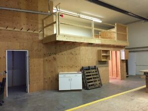 I-2 commercial shop/warehouse space on Cousins Ave, Courtenay Comox / Courtenay / Cumberland Comox Valley Area image 6