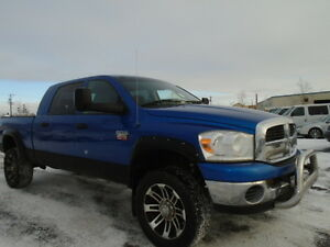 2008 Dodge Power Ram 2500HD MEGACAB---6.7L I6  BLUETEC DIESEL