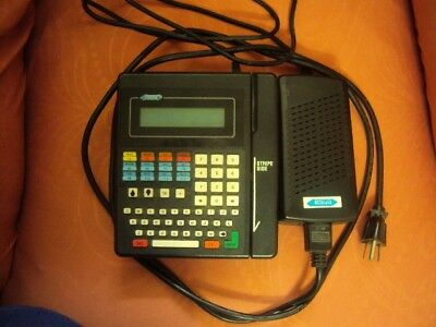 Used Hypercom T7q Credit Card Terminal Serial No. T4070530 No Printer
