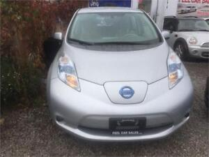 2012 Nissan LEAF SL|NAVI|REAR VIEW|ACCIDENT FREE|