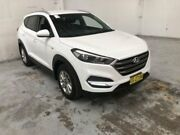2015 Hyundai Tucson TLE Active (FWD) Polar White 6 Speed Automatic Wagon Gateshead Lake Macquarie Area Preview