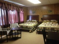 Rooms for rent in Larder Lake