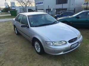 1997 Ford Falcon EL 13900KM Silver Automatic Sedan Wangara Wanneroo Area Preview