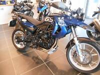 BMW F 650 GS 2012 ONLY 5000 MILES *24MTHS WARRANTY*