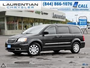 2014 Chrysler Town & Country Touring-PWR SLIDING DOORS!! BACKUP