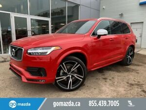2017 Volvo XC90 T6RDESIGN 2 SETS OF TIRES NEW WINDSHIELD BEAUTIF