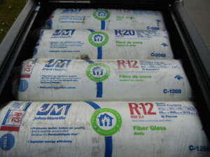 R12 and R20 Insulation