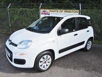 Fiat Panda 1.2 Pop 5DR (white) 2014