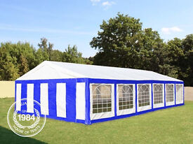 Perfect 05x12 Garden Marquee for Event & Party 12x05 Gazebo Tent - Unused - Special Price
