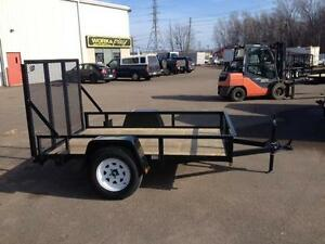 "2016 Cam Superline 63"" x 8' Utility Trailers"