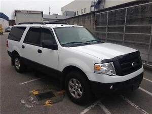2014 Ford Expedition Max SSV 4x4 white
