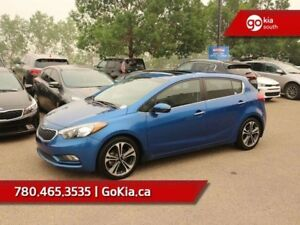 2015 Kia Forte 5-Door EX; LOW KM, SUNROOF, HEATED SEATS, BACKUP