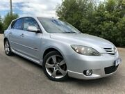 2006 Mazda 3 BK MY06 Upgrade SP23 Silver 5 Speed Auto Activematic Hatchback Hoppers Crossing Wyndham Area Preview