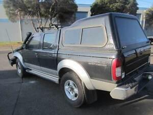 Nissan Navara D22 3.0 DIESEL STR 2004 Brooklyn Brimbank Area Preview