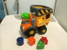 shapes truck and hambuglar $4 each Paralowie Salisbury Area Preview