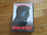 DVD Mission Impossible collection