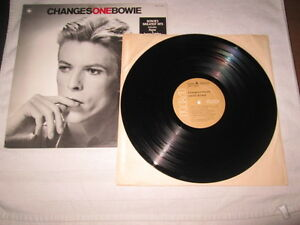 DAVID BOWIE LP 'S - Various Titles - VG Condition