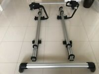 Genuine Mercedes-Benz Alustyle BIKE RACKS (x2)