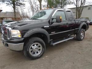 2005 Ford Super Duty F-350 SRW XLT powerstroke diesel