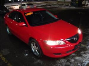 2004 Mazda Mazda6 Clean with Only 145000