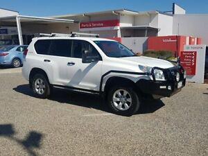 2012 Toyota Landcruiser Prado KDJ150R 11 Upgrade GX (4x4) Glacier White 6 Speed Manual Wagon Warwick Southern Downs Preview