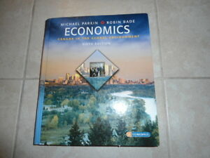 Conestoga:Economics:Canada in the Global Environment 6th Edition Kitchener / Waterloo Kitchener Area image 1