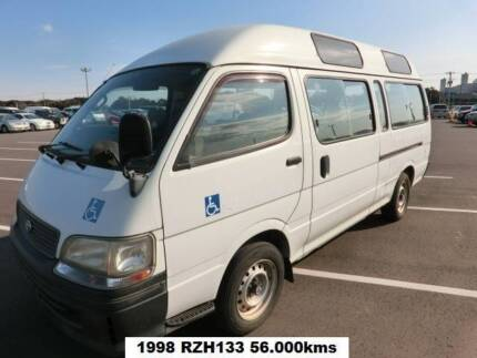 1998 Toyota Hiace Commuter, Ideal for campervan, 56.000 kms!!!