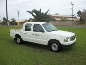 2005 Ford Courier PH GL 5 Speed Manual Alberton Port Adelaide Area Preview