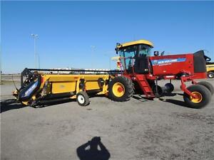 NEW2014 New Holland SR200 & 440HB 40' WINDROWER INCREDIBLE DEAL