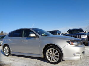 2010 SUBARU IMPREZA SPORT-2.5i-AWD-HEATED LEATHER-SUNROOF-147K