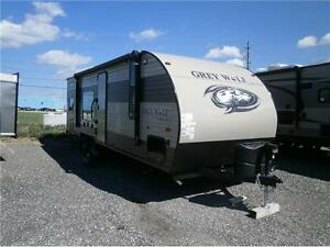 2017 FOREST RIVER GREY WOLF LIMITED 26 BH! BUNKS! $20995!! London Ontario image 1