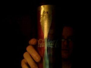Coca Cola Thermal Mug (Princess Cruise)