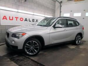 2014 BMW X1 xDrive28i SPORT MAGS 18 CUIR TOIT PANORAMIQUE