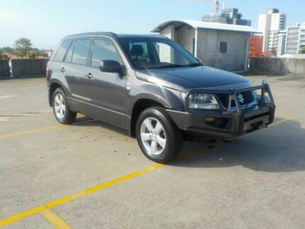 2009 Suzuki Grand Vitara JB MY09 Grey 5 Speed Manual Wagon
